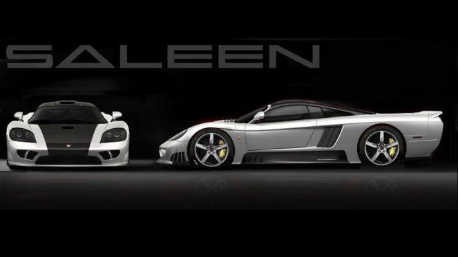 Saleen S7 новый