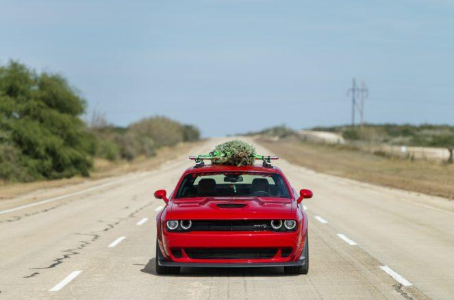 dodge christmas tree
