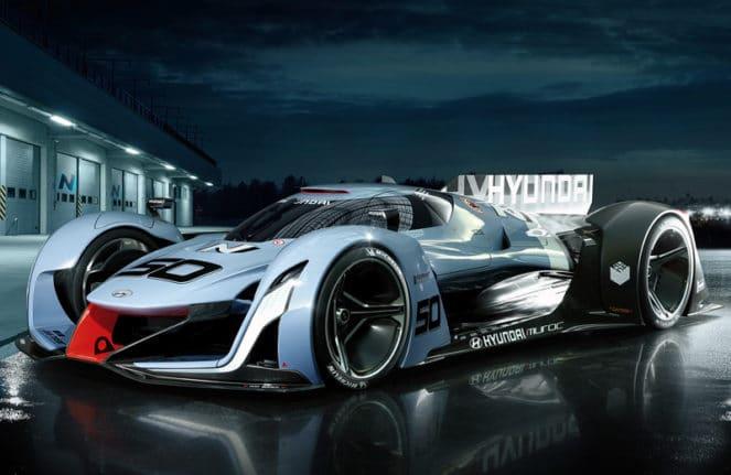 Hyundai готовится выпустить суперкар покруче Ferrari