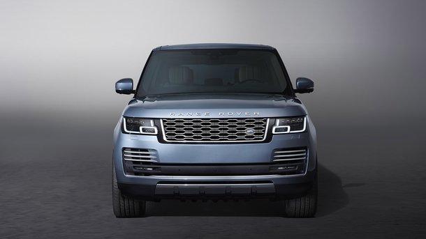 Что скрывает новый Range Rover SV