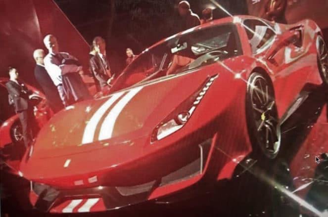 Ferrari 488 GTO  2020