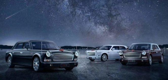 Китайцы продают автомобиль за 900 000 $