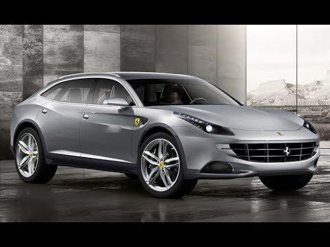 Кто знает, каким будет первый кроссовер Ferrari?