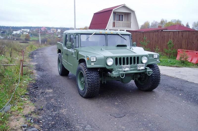 ТОП-10 самодельных Hummer H1