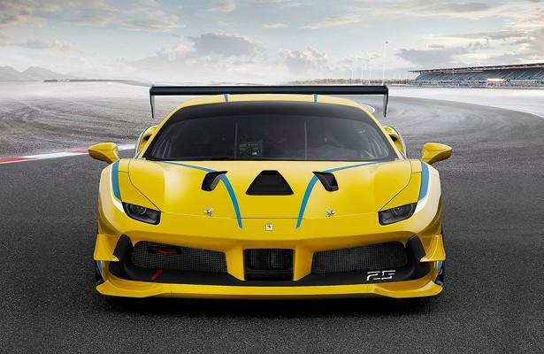 Ferrari488 GTO
