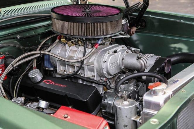 Chevrolet Nova в