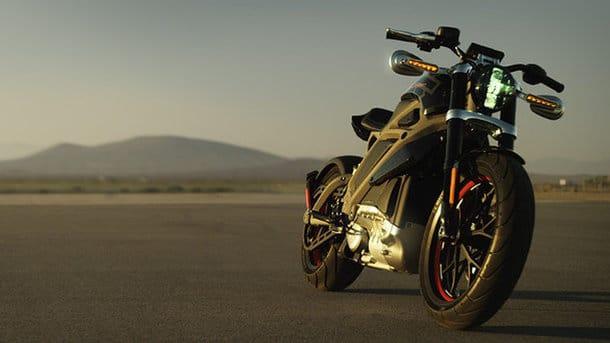 Harley-Davidson электро