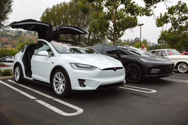 Пятерка лучших электромобилей-внедорожников