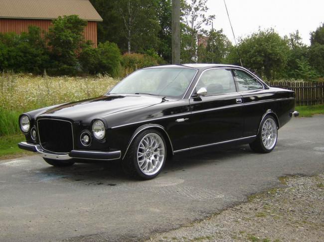 Нелепый тюнинг: как из BMW сделали Volvo