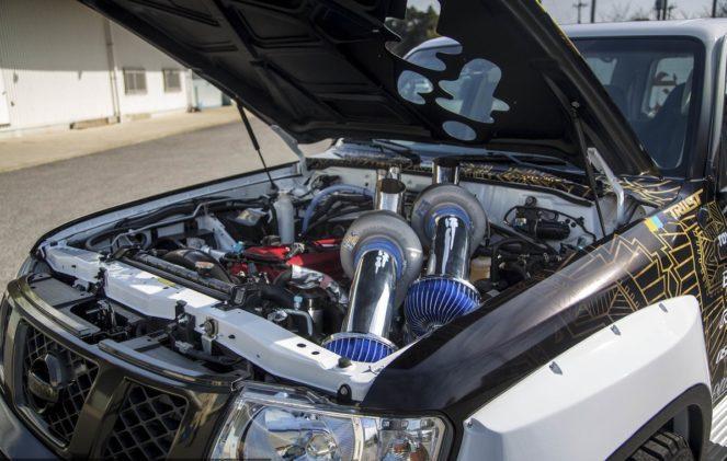 Арабский тюнинг сделал этот Nissan самым быстрым внедорожником в мире