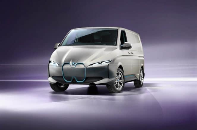 BMW minibus