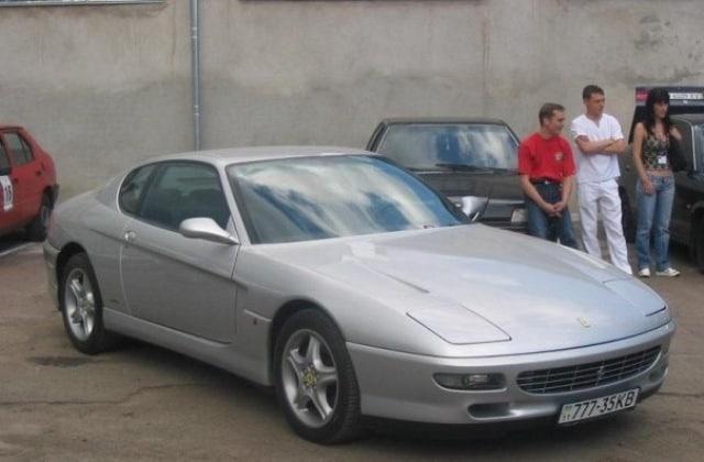 Элитные авто в Украине из 90-х и 2000-х