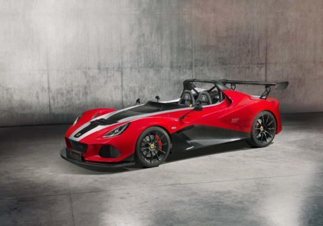 Это самый быстрый в мире Lotus