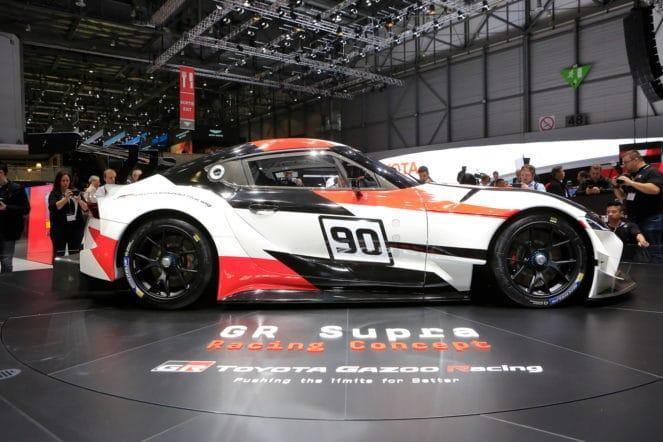 Тойота Супра Спорт