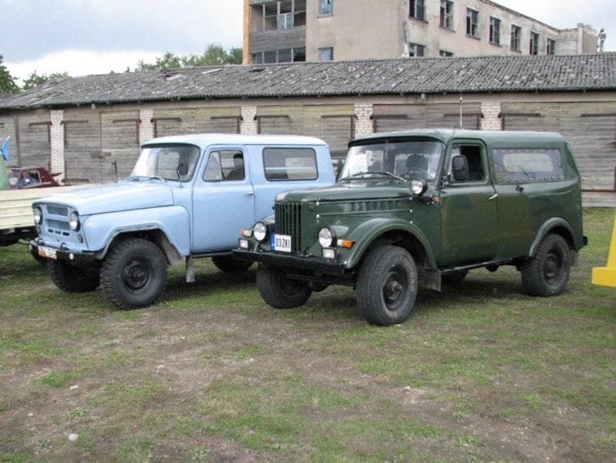 Эстонский УАЗ