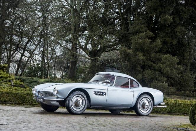 Раритетная модель BMW