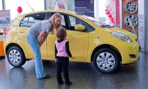 Покупка авто за материнский капитал