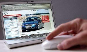 Поиск авто в интернете
