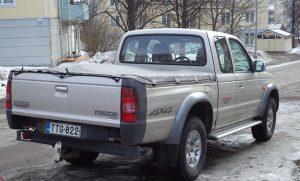 Авто из Финляндии