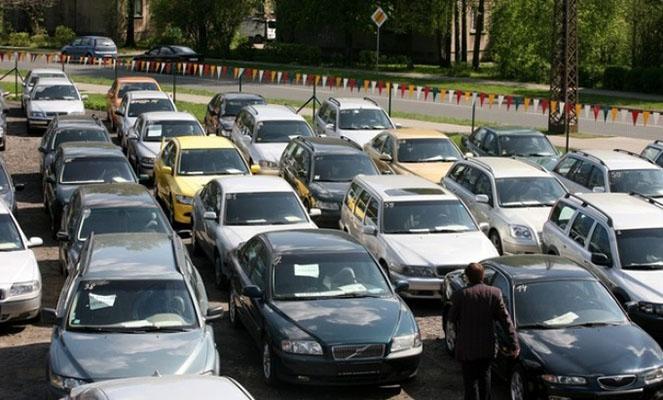 Покупка автомобиля в Латвии