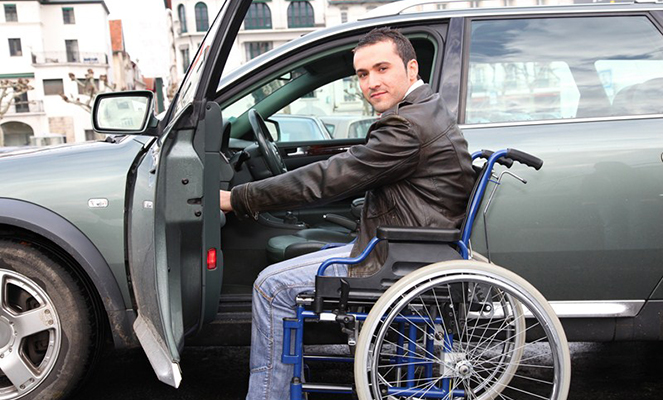 Покупка автомобиля инвалидом