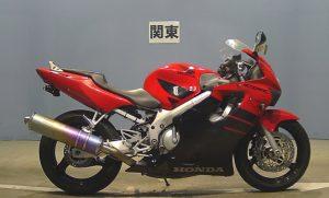 Мотоцикл из Японии