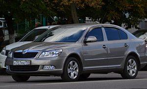 Пример машины под такси
