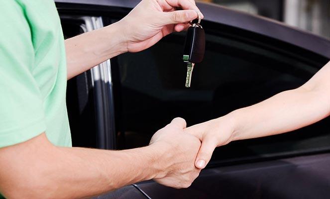 Продажа авто без ПТС