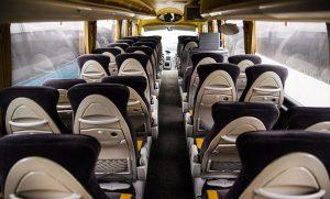 Виды аренды автобуса, ее оформление и стоимость