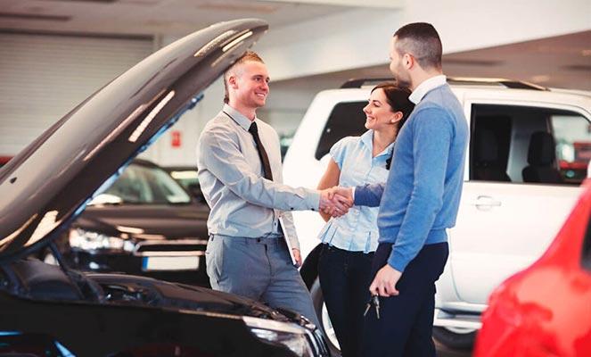 Супруги при продаже автомобиля