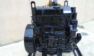 Двигатель 4024T E