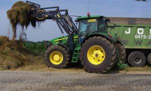 Гидравлика трактора