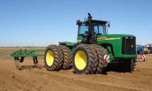 Конструкция трактора