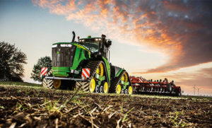 Трактор 9570RX