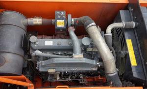 Двигатель экскаватора