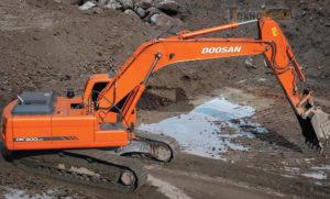 Эксплуатация Doosan DX300LCA