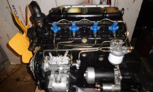 Двигатель Балканкар