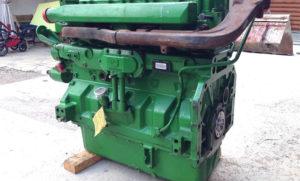 Двигатель Джон Дир 8420