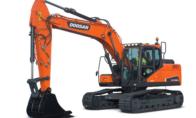 Doosan DX180LC