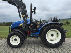 Мини-трактор весом 1,54 т