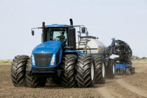 Трактор весом 22 т