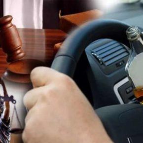 Лишение водительского удостоверения за алкогольное опьянение за рулем в 2020 году