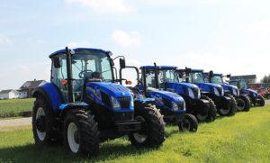 Модели тракторов