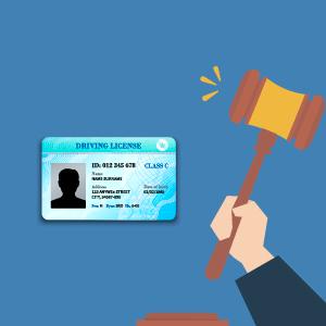 Лишение водительских прав за алкогольное опьянение в 2019 году