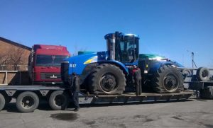 Трактора TJ430
