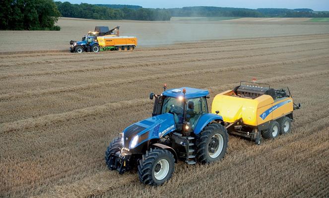 Тракторы Нью Холанд