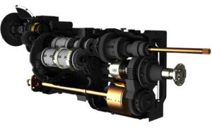 Трансмиссия PowerShift