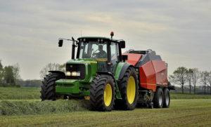 Возможности трактора