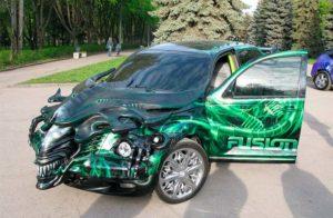 Новый закон о тюнинге автомобиля