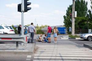 Ответственность при наезде на пешехода